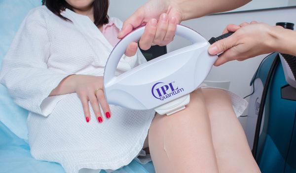 Фотоэпиляция IPL удаление светлых волос