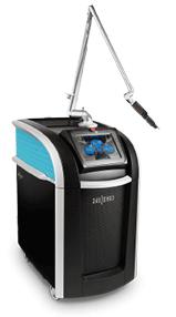 Пикосекундный лазер для удаления татуировок